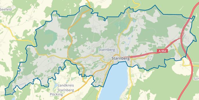 Ortsteile Gemeinde Starnberg, Villa, Luxusvilla