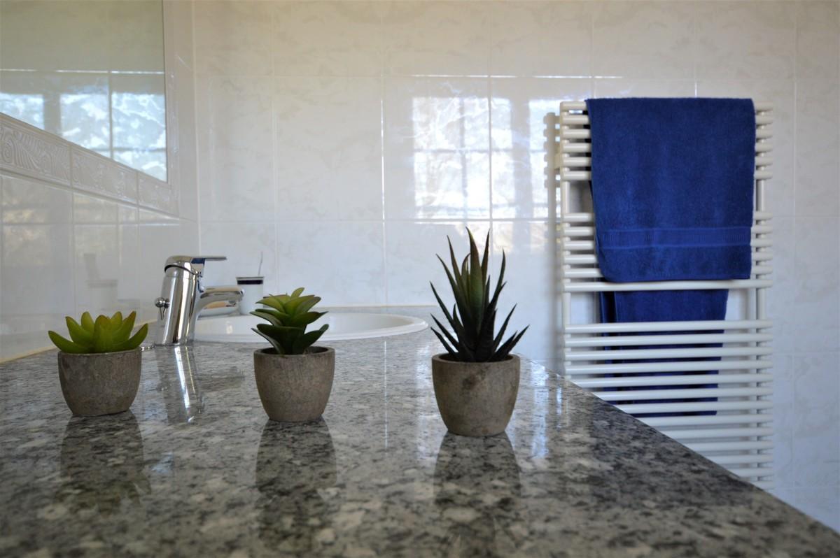Granit Waschtisch-Platte