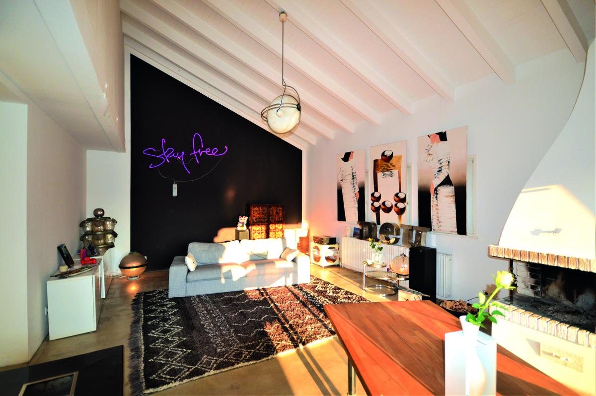 Loft-artiger Wohnraum