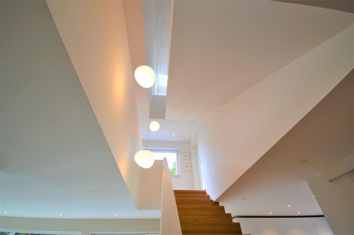 Skulpturale Treppe