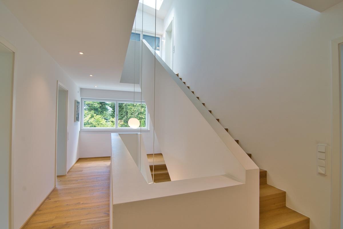 Flur und Treppenarchitektur