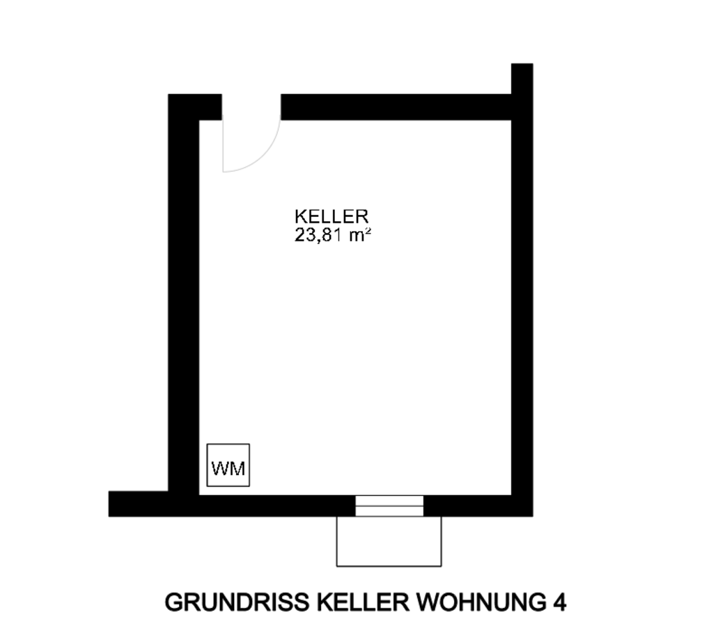 GRUNDRISS KELLER