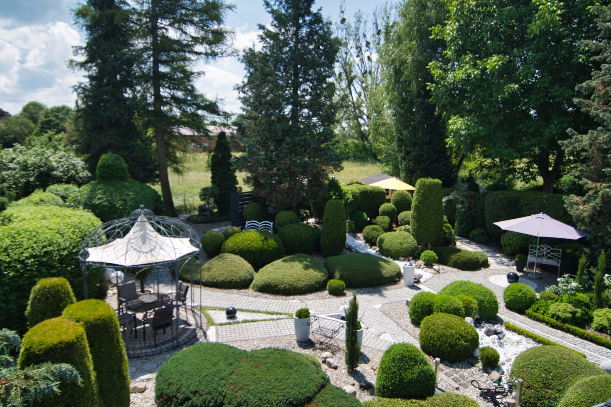 Ein Traum von einem Garten